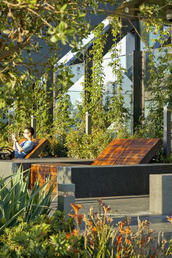 One central park winner 2014 sydney design awards for Aspect landscape