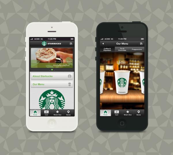 Starbucks Digital Loyalty App Winner 2013 Mobile Awards