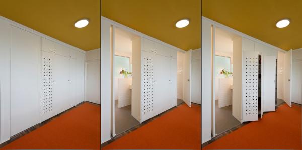 50s Inspired Bathroom Finalist 2013 Melbourne Design Awards