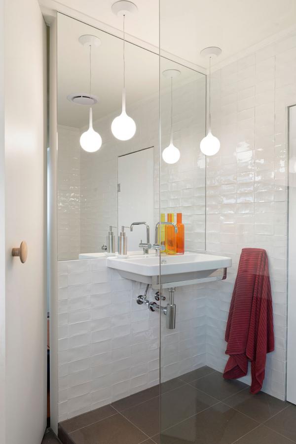 50s inspired bathroom finalist 2013 melbourne design for Bathroom design awards 2013