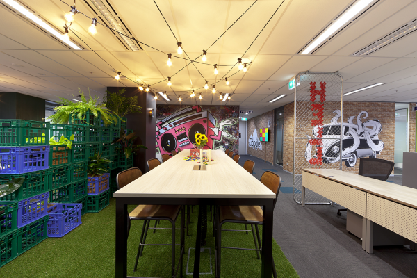 Google Melbourne Office DRAFT