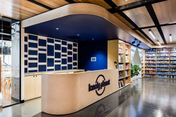 Lonely planet melbourne office 2016 melbourne design awards - Lonely planet head office ...