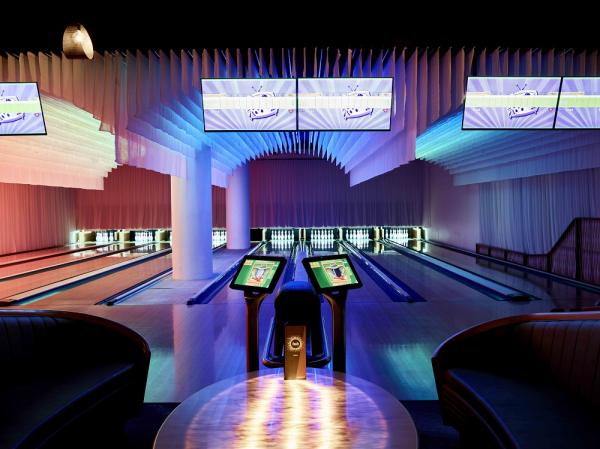 Bowling At Crown Casino Melbourne