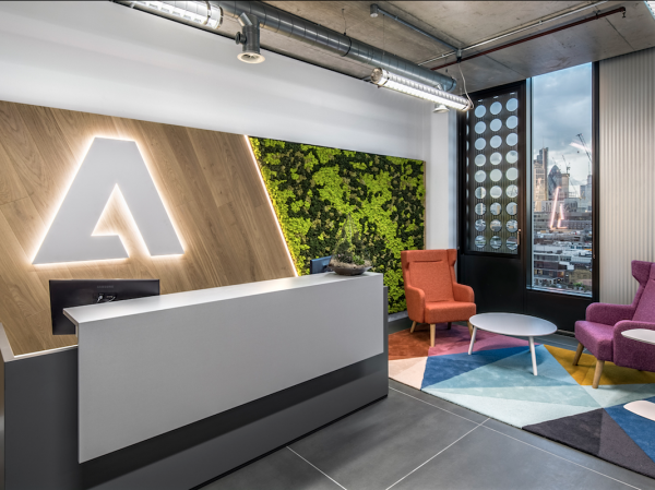 Adobe / Gensler | Interior Design   Corporate U0026 Commercial