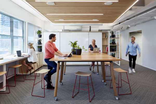 UTS Institute For Sustainable Futures / GroupGSA | Interior Design    Co Working U0026 Studio Space