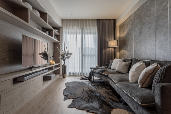50 Square Meters Home Silver Winner 2018 Hong Kong Design Awards