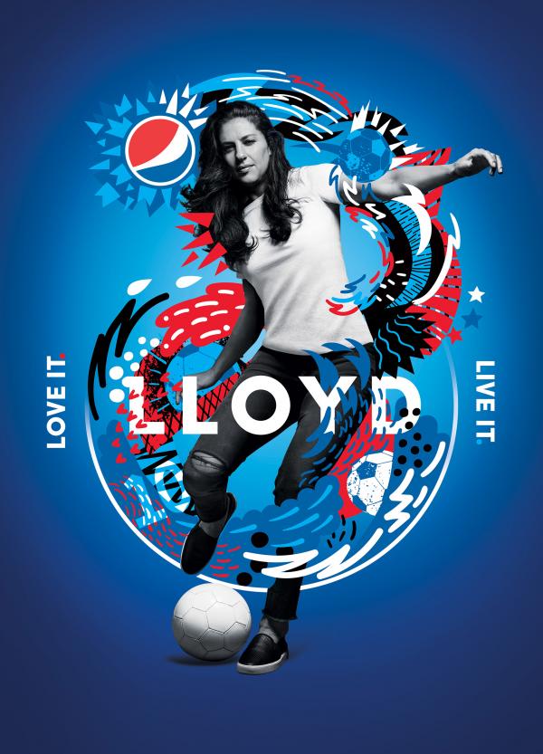 PepsiCO LOVE IT  LIVE IT  Campaign - Silver Winner - 2018