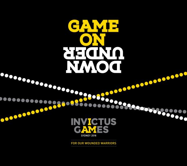 Invictus Games Sydney 2018 Gold Winner 2018 Gov Design Awards