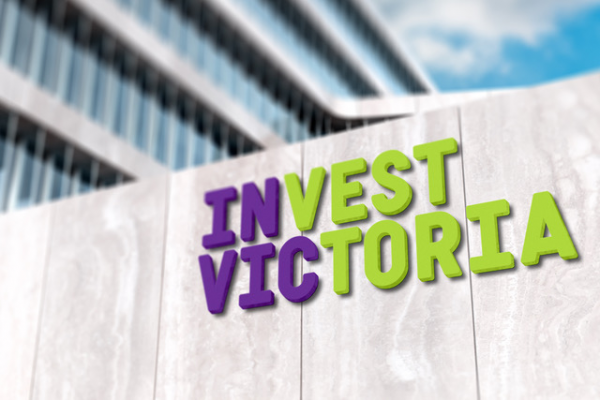 Invest Victoria Branding - Gold Winner - GOV Design Awards 2020