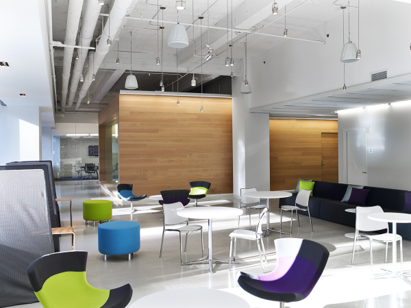 Aegis media north america hok interior design corporate or hospitality