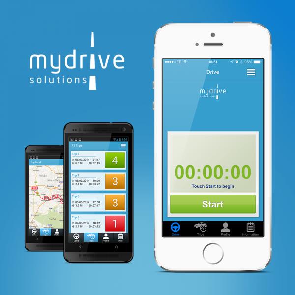 mydrive app