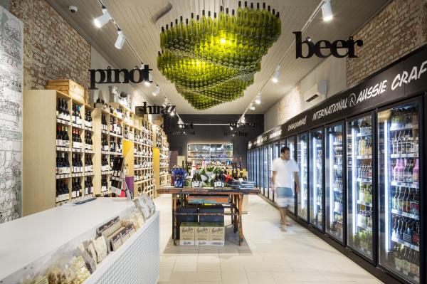 Wine Republic Silver Winner 2014 Melbourne Design Awards