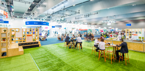 D Exhibition Melbourne : Melbourne convention and exhibition centre driven design