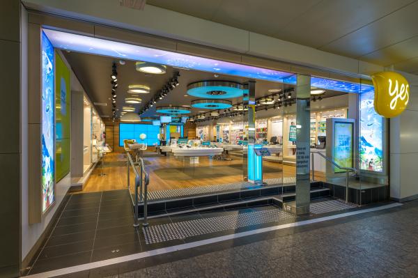 Optus Brisbane Flagship Store