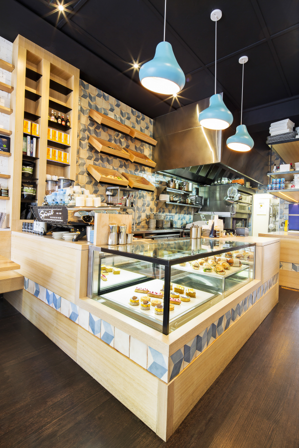 Cobb Lane Bakery / Ewert Leaf Pty Ltd | Interior Design   Hospitality