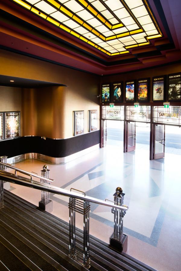 Broadway Art House Cinema Silver Winner 2015 Sydney Design Awards