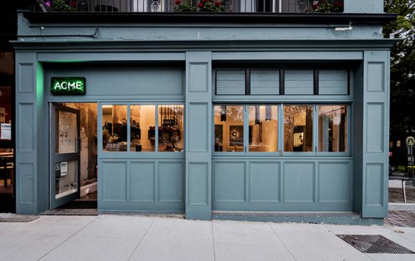 ACME / Luchetti Krelle   Interior Design - Hospitality